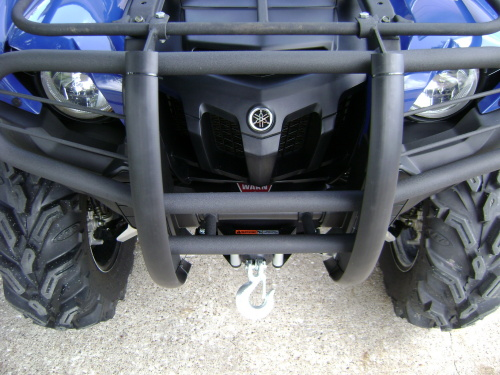 Bscs yamaha grizzly 700 4x4 efi eps modifications atvfan moose front bumper sciox Choice Image