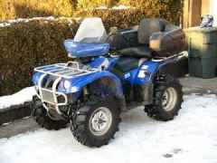 2000 Yamaha Kodiak Ultramatic http://www.atvfan.com/vehicle/853