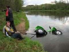 fishing a quad