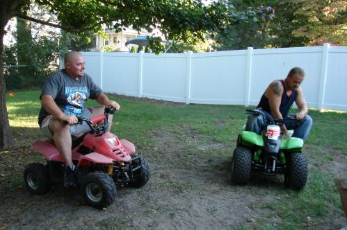 Back Yard Fun! 1