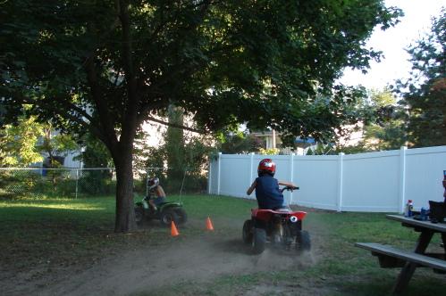Back Yard Fun! 4
