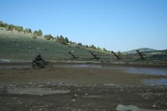 BIG puddle at Eldorado Mountai