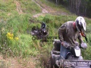 gorilla winch mud