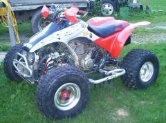 Dirtgirl's 300EX