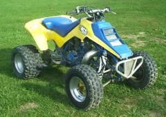 Dirtgirl's stolen LT250R