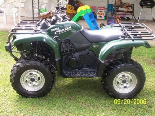 Yamaha Grizzly