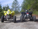 Z400 and 450R