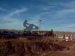 Curtis jumping