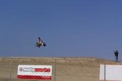 Curtis Kincaid catching air