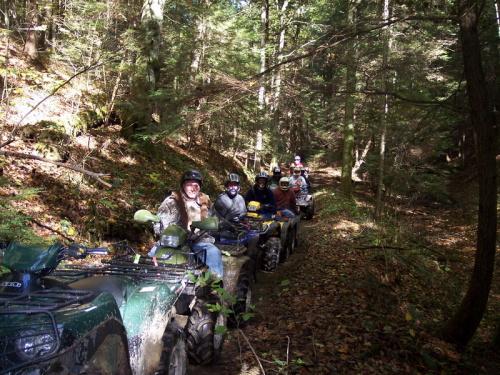 Daniel Boone Forest Club Ride