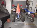 Sitting in the garage f